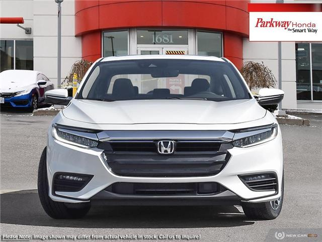 2020 Honda Insight Touring (Stk: 27003) in North York - Image 1 of 22