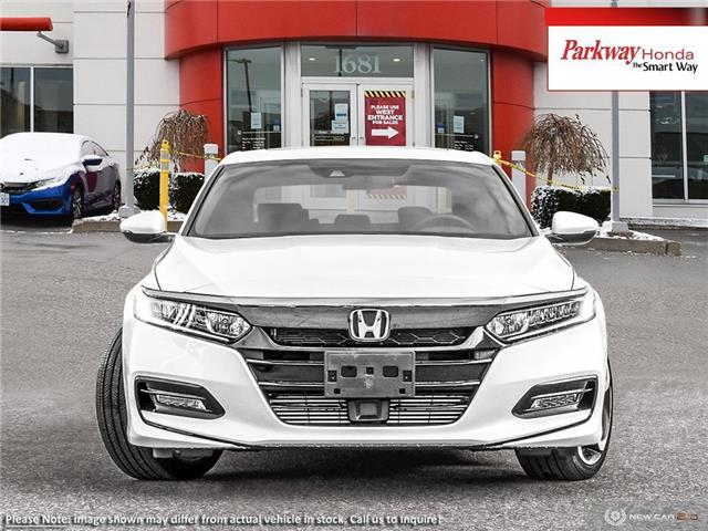 2020 Honda Accord Sport 1.5T (Stk: 28037) in North York - Image 1 of 22
