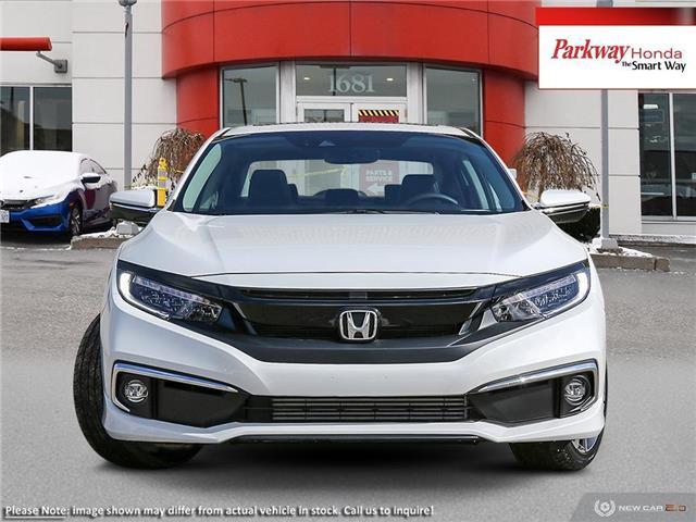 2020 Honda Civic Touring (Stk: 26115) in North York - Image 1 of 22