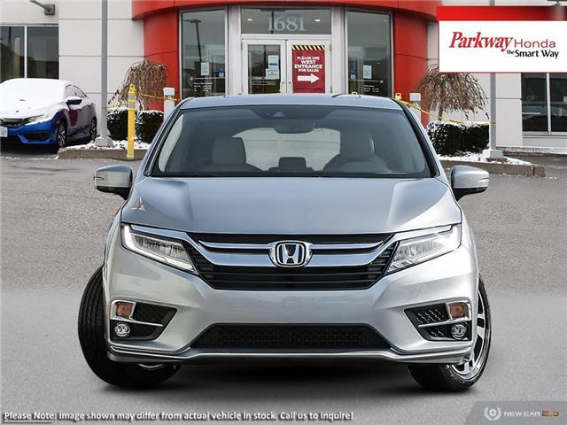 2020 Honda Odyssey Touring (Stk: 22036) in North York - Image 1 of 22