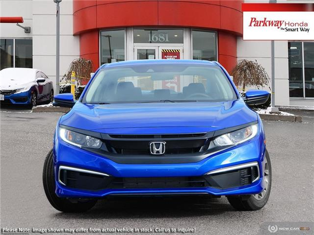2020 Honda Civic EX (Stk: 26180) in North York - Image 1 of 22