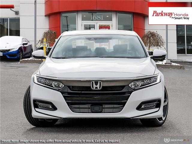 2020 Honda Accord Sport 1.5T (Stk: 28055) in North York - Image 1 of 21