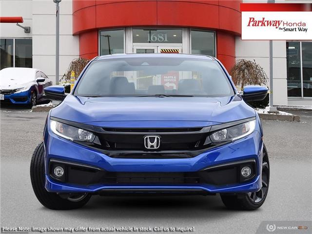2020 Honda Civic Sport (Stk: 26206) in North York - Image 1 of 22
