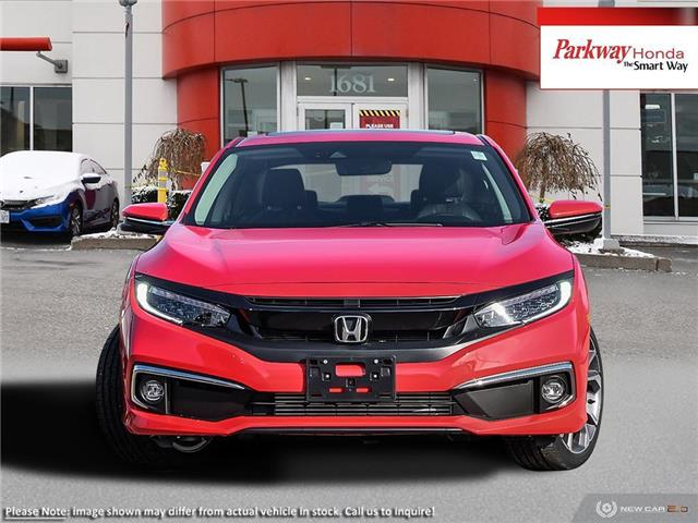 2020 Honda Civic Touring (Stk: 26210) in North York - Image 1 of 22