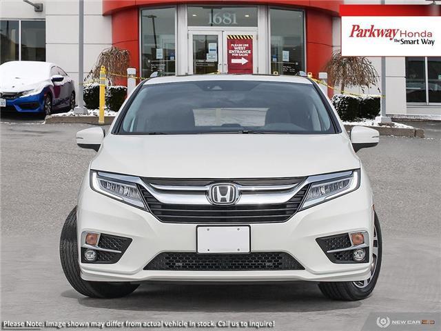 2020 Honda Odyssey Touring (Stk: 22050) in North York - Image 1 of 22