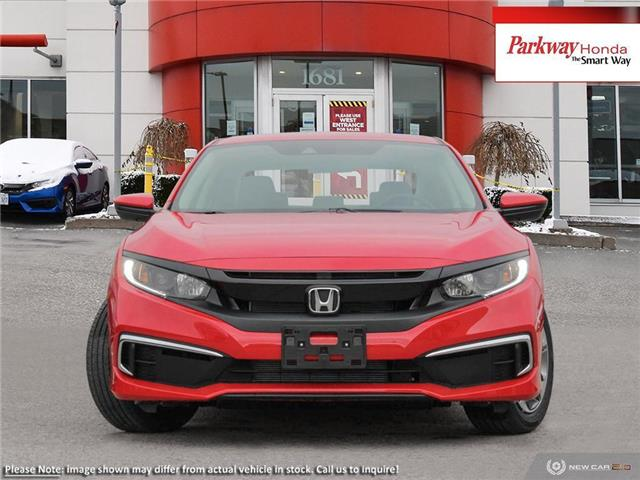 2020 Honda Civic LX (Stk: 26245) in North York - Image 1 of 22