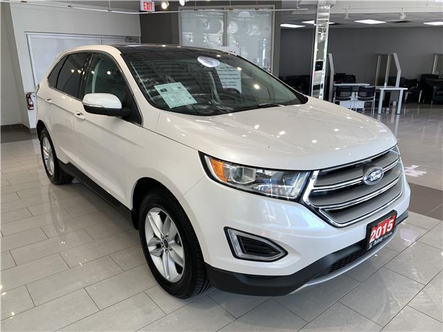 2015 Ford Edge SEL (Stk: 16730B) in North York - Image 1 of 25