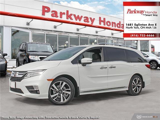 2020 Honda Odyssey Touring (Stk: 22054) in North York - Image 1 of 23