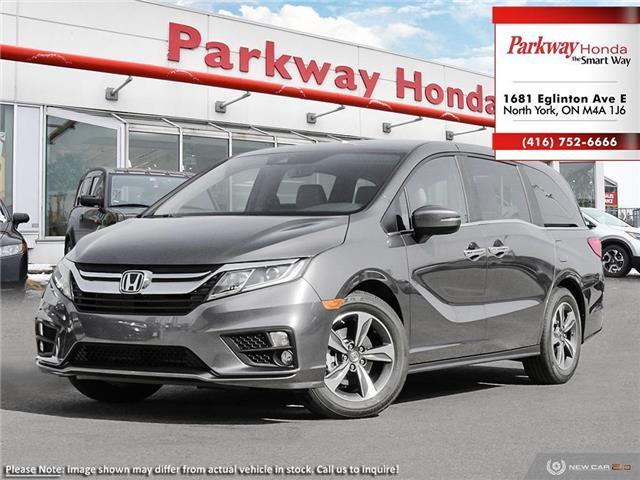 2020 Honda Odyssey EX-RES (Stk: 22051) in North York - Image 1 of 23