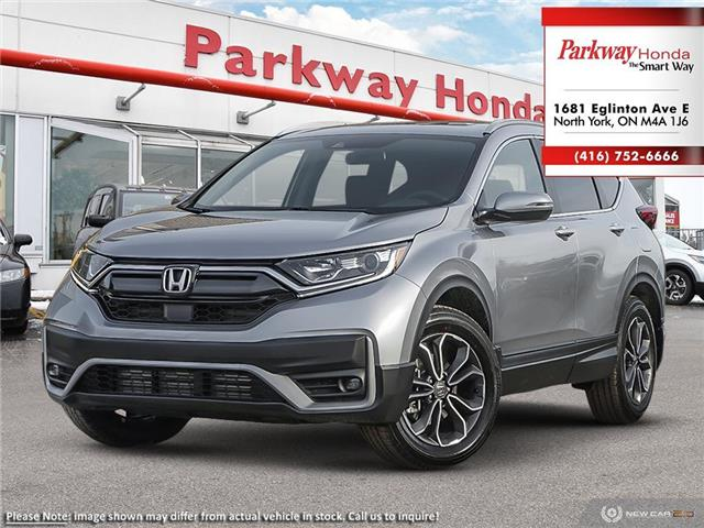 2020 Honda CR-V EX-L (Stk: 25210) in North York - Image 1 of 16
