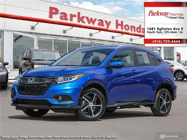 2020 Honda HR-V Sport (Stk: 21054) in North York - Image 1 of 23