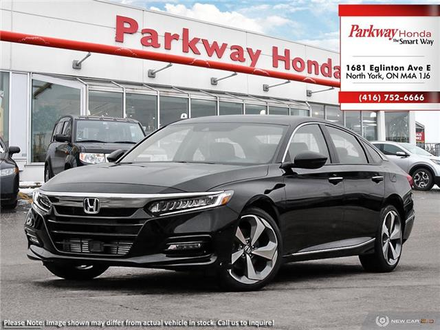 2020 Honda Accord Touring 1.5T (Stk: 28072) in North York - Image 1 of 23