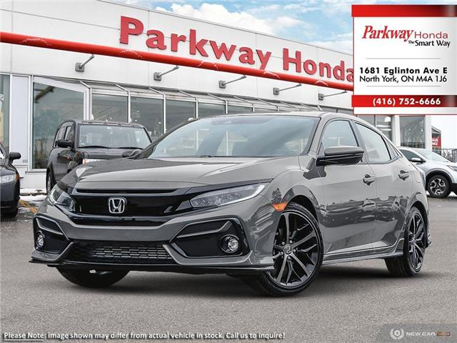 2020 Honda Civic Sport (Stk: 26311) in North York - Image 1 of 23
