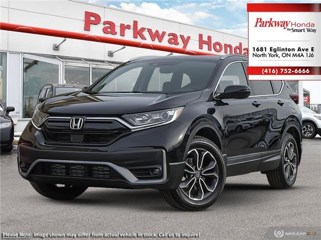 2020 Honda CR-V EX-L (Stk: 25253) in North York - Image 1 of 23