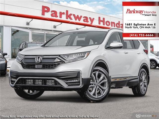 2020 Honda CR-V Touring (Stk: 25238) in North York - Image 1 of 23