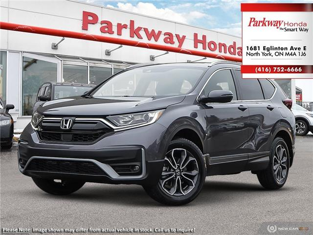 2020 Honda CR-V EX-L (Stk: 25236) in North York - Image 1 of 23