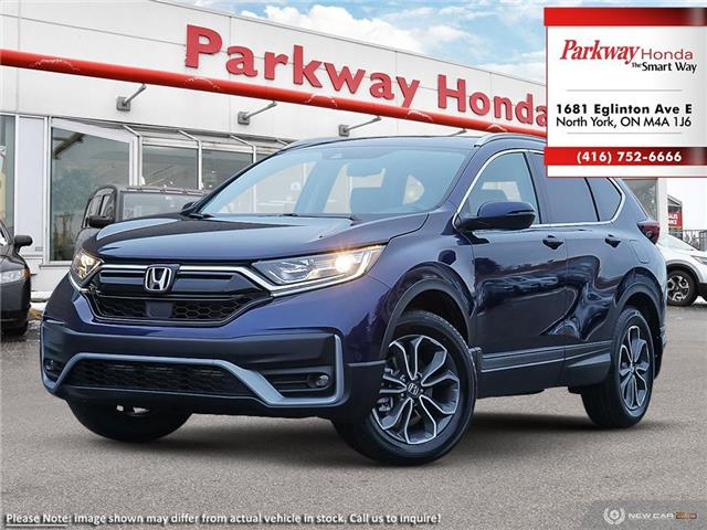 2020 Honda CR-V EX-L (Stk: 25272) in North York - Image 1 of 23