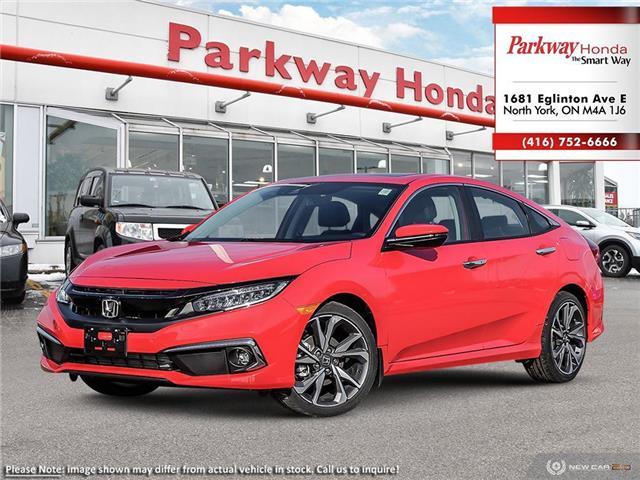 2020 Honda Civic Touring (Stk: 26354) in North York - Image 1 of 23