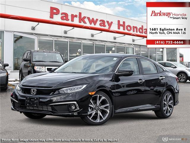 2020 Honda Civic Touring (Stk: 26386) in North York - Image 1 of 23