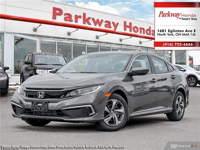 2020 Honda Civic LX (Stk: 26368) in North York - Image 1 of 23