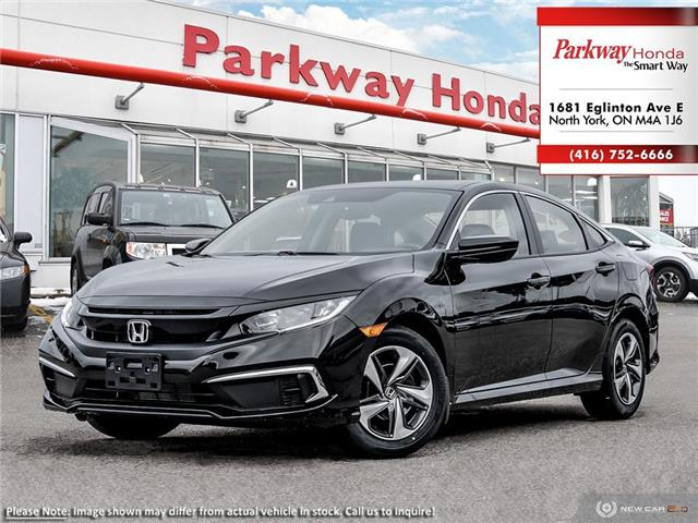 2020 Honda Civic LX (Stk: 26453) in North York - Image 1 of 23