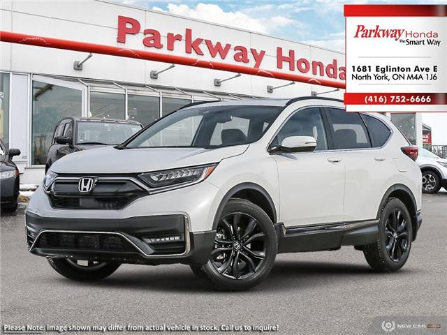 2020 Honda CR-V Black Edition (Stk: 25304) in North York - Image 1 of 23