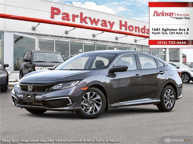 2020 Honda Civic EX (Stk: 26448) in North York - Image 1 of 23