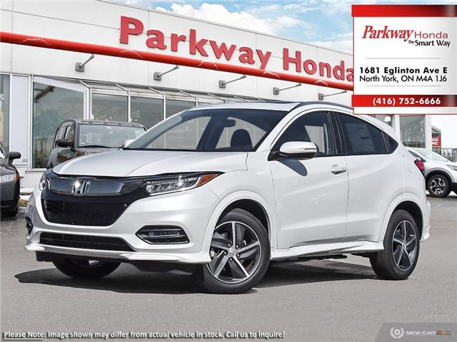2020 Honda HR-V Touring (Stk: 21063) in North York - Image 1 of 21