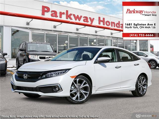 2020 Honda Civic Touring (Stk: 26505) in North York - Image 1 of 23