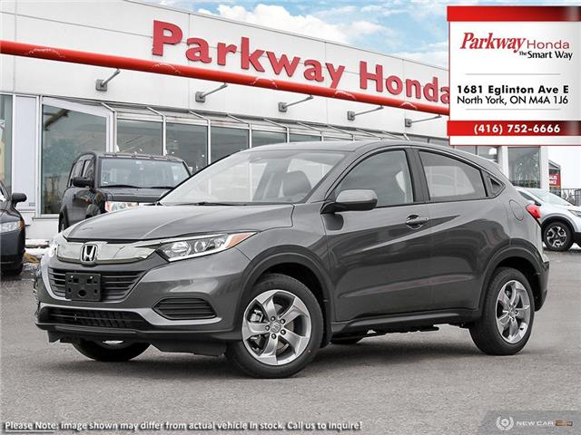 2020 Honda HR-V LX (Stk: 21076) in North York - Image 1 of 23