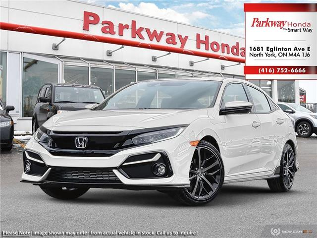 2020 Honda Civic Sport (Stk: 26499) in North York - Image 1 of 23