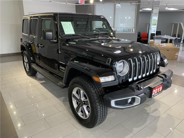 2019 Jeep Wrangler Unlimited Sahara (Stk: 16889A) in North York - Image 1 of 22