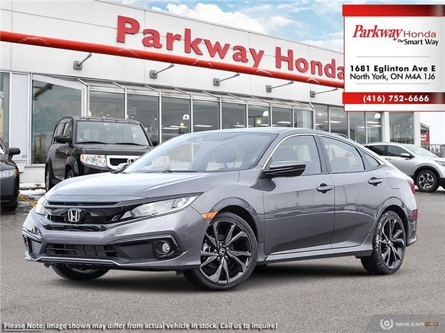 2020 Honda Civic Sport (Stk: 26539) in North York - Image 1 of 23