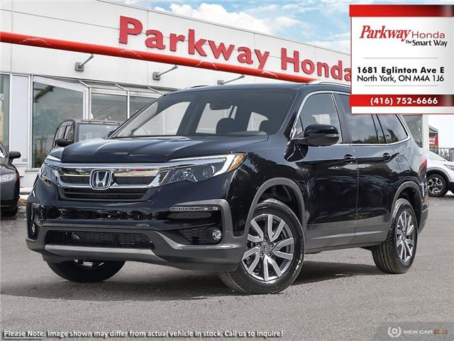 2021 Honda Pilot EX-L Navi (Stk: H1007) in North York - Image 1 of 23