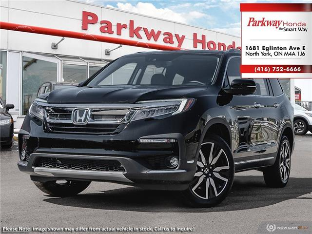 2021 Honda Pilot Touring 8P (Stk: H1009) in North York - Image 1 of 18