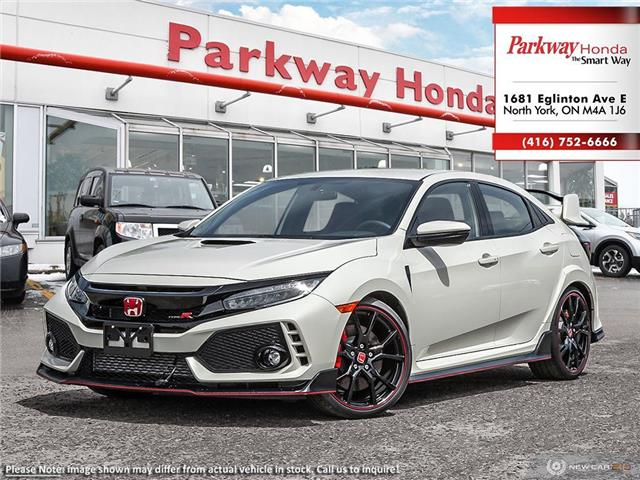 2018 Honda Civic Type R Base (Stk: 829588) in North York - Image 1 of 23