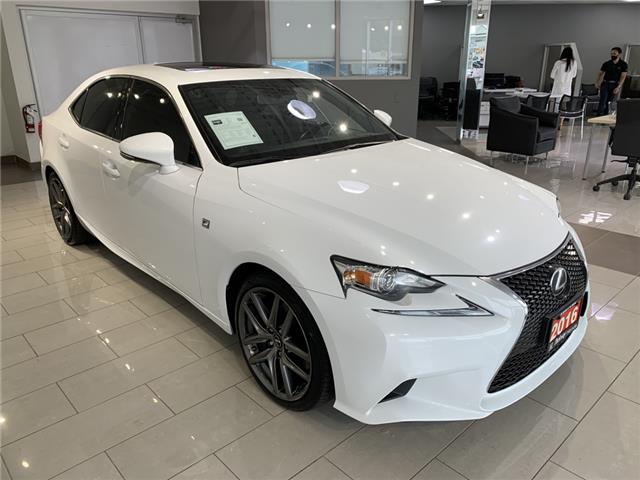 2016 Lexus IS 300 Base (Stk: 16909A) in North York - Image 1 of 25