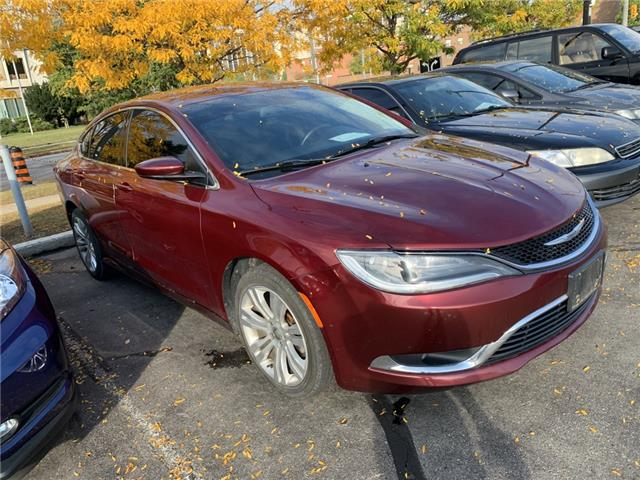 2015 Chrysler 200 Limited (Stk: 16894B) in North York - Image 1 of 1