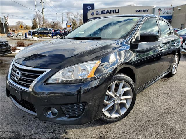 2014 Nissan Sentra 1.8 SR (Stk: 20S314A) in Whitby - Image 1 of 24