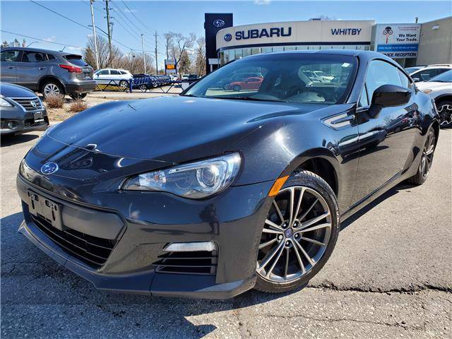 2016 Subaru BRZ Base (Stk: 20S614A) in Whitby - Image 1 of 18