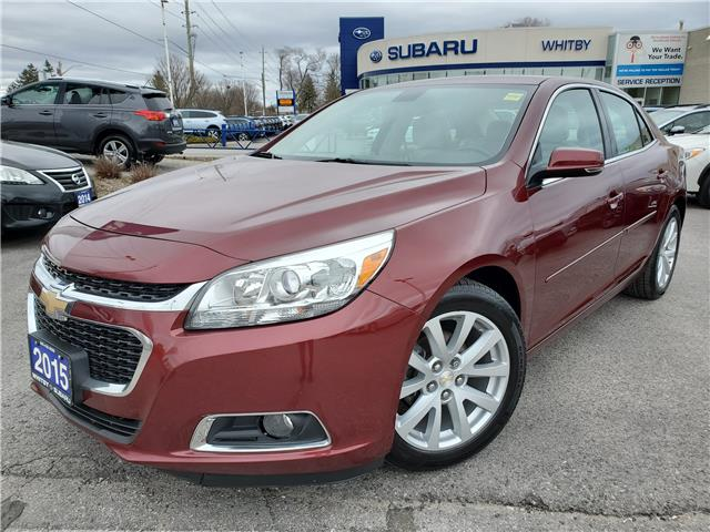 2015 Chevrolet Malibu 2LT (Stk: 20S500AA) in Whitby - Image 1 of 25
