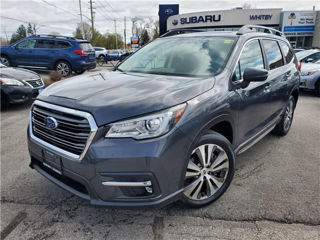 2020 Subaru Ascent Limited (Stk: 20S01) in Whitby - Image 1 of 28