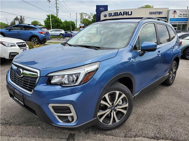 2020 Subaru Forester Limited (Stk: 20S466) in Whitby - Image 1 of 10
