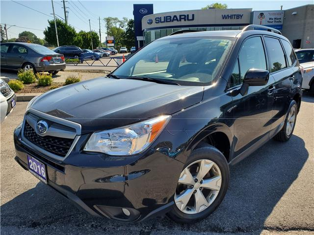 2016 Subaru Forester 2.5i Touring Package (Stk: 20S839A) in Whitby - Image 1 of 11