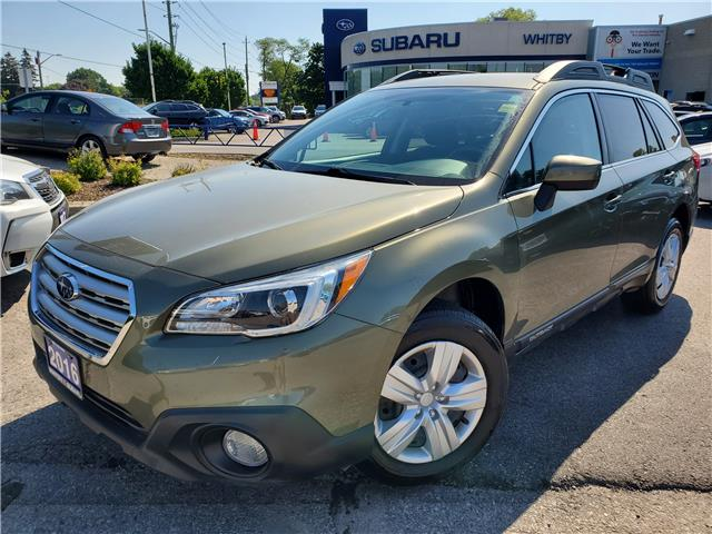 2016 Subaru Outback 2.5i (Stk: 20S554A) in Whitby - Image 1 of 14