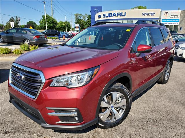 2020 Subaru Ascent Convenience (Stk: 20S507) in Whitby - Image 1 of 18