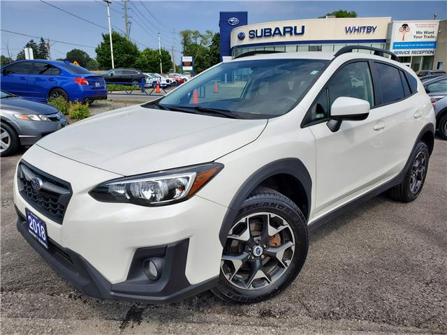 2018 Subaru Crosstrek Touring (Stk: 20S693A) in Whitby - Image 1 of 16