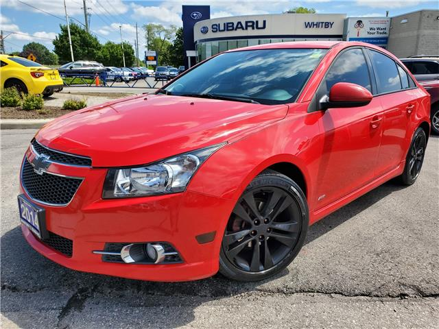2014 Chevrolet Cruze 2LT (Stk: 20S616AA) in Whitby - Image 1 of 8