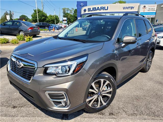 2020 Subaru Forester Limited (Stk: 20S908) in Whitby - Image 1 of 18