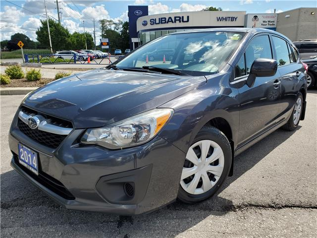 2014 Subaru Impreza 2.0i (Stk: 20S939A) in Whitby - Image 1 of 18